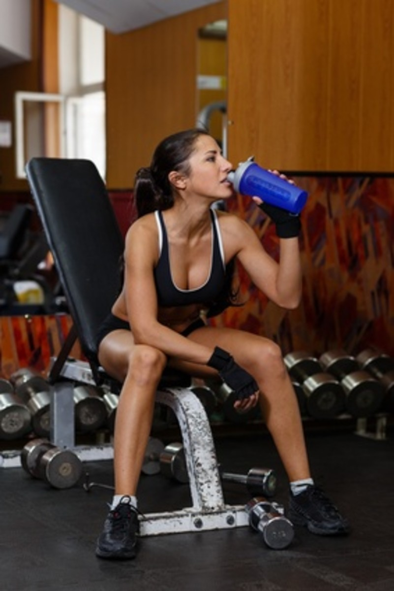 Best time to drink protein shakes for maximum protein absorption rate