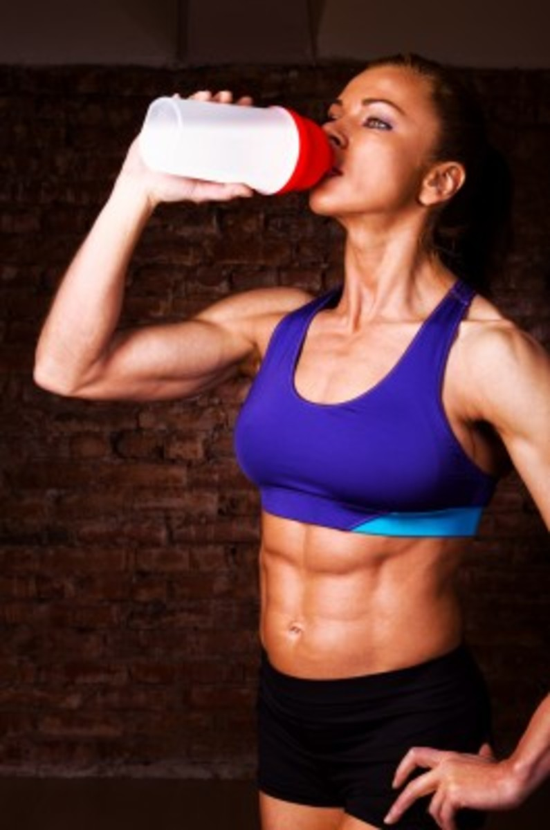 When is the best time to drink protein shakes