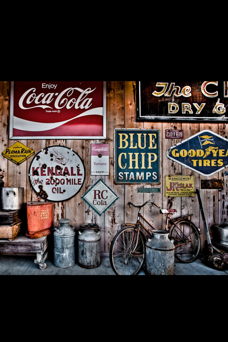 Photographing Americana