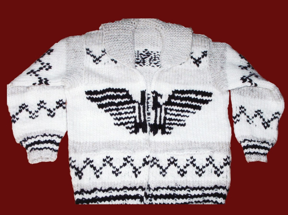 Cowichan Sweaters of the Coast Salish People