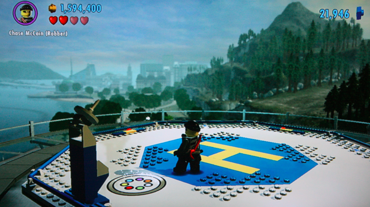 LEGO City Undercover walkthrough, Part Twenty-Two: The Proof of the Pudding is in the Meeting