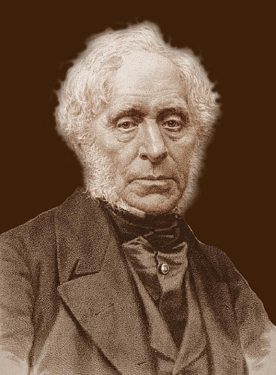 Sir David Brewster (1781 - 1868) - Inventor of the Kaleidoscope