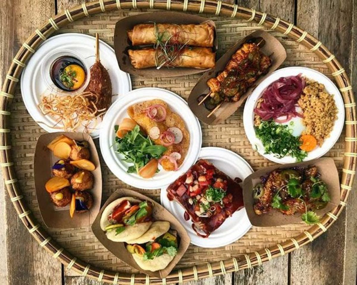 What are the Filipino dishes you're bound to encounter when in the Philippines?