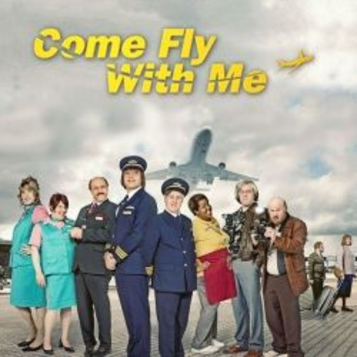 BBC's Hilarious 'Come Fly With Me' Mocumentary Series