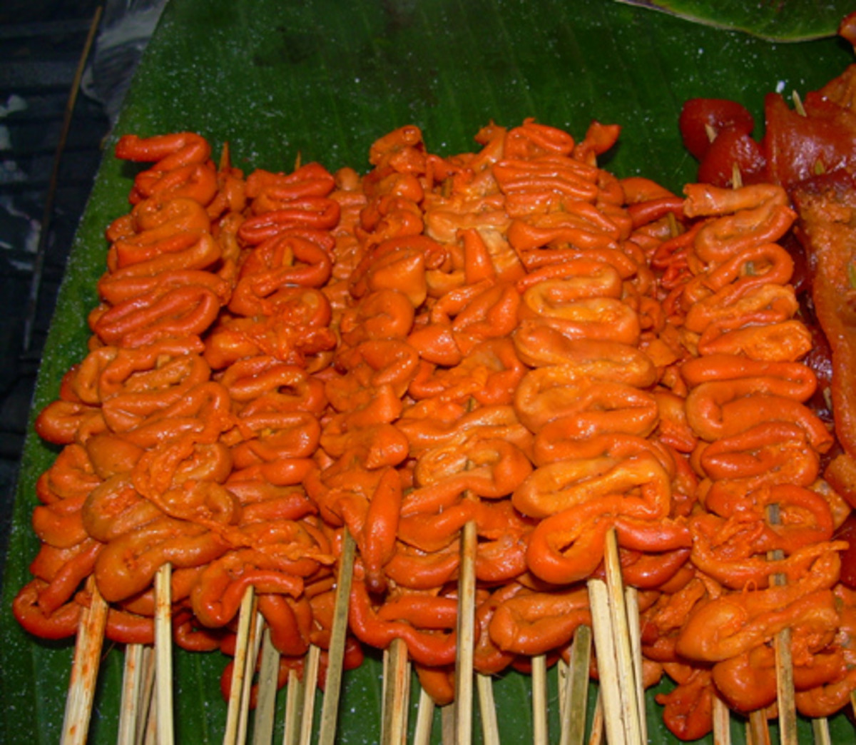 Isaw.