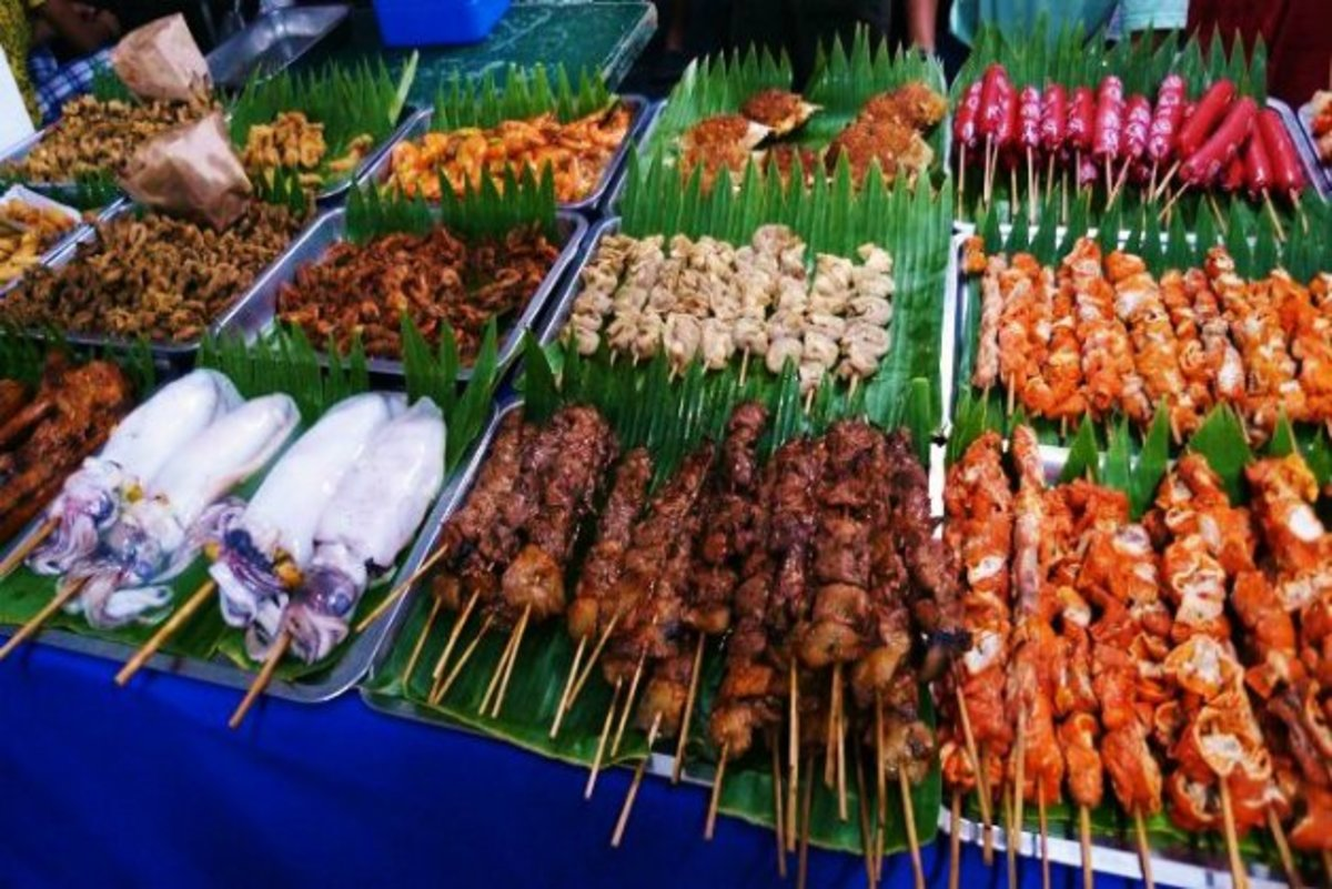 20 Popular Must Try Filipino Street Foods