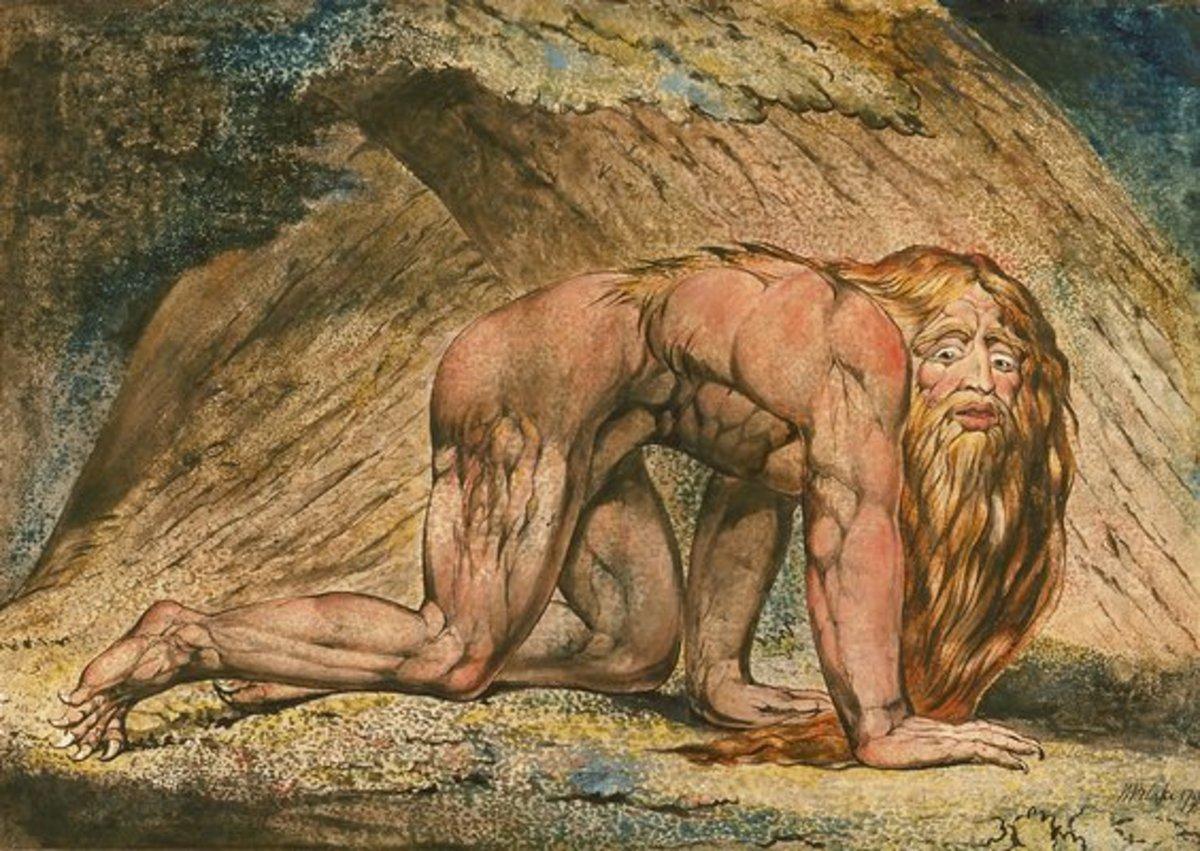 Blake's Nebuchadnezzar