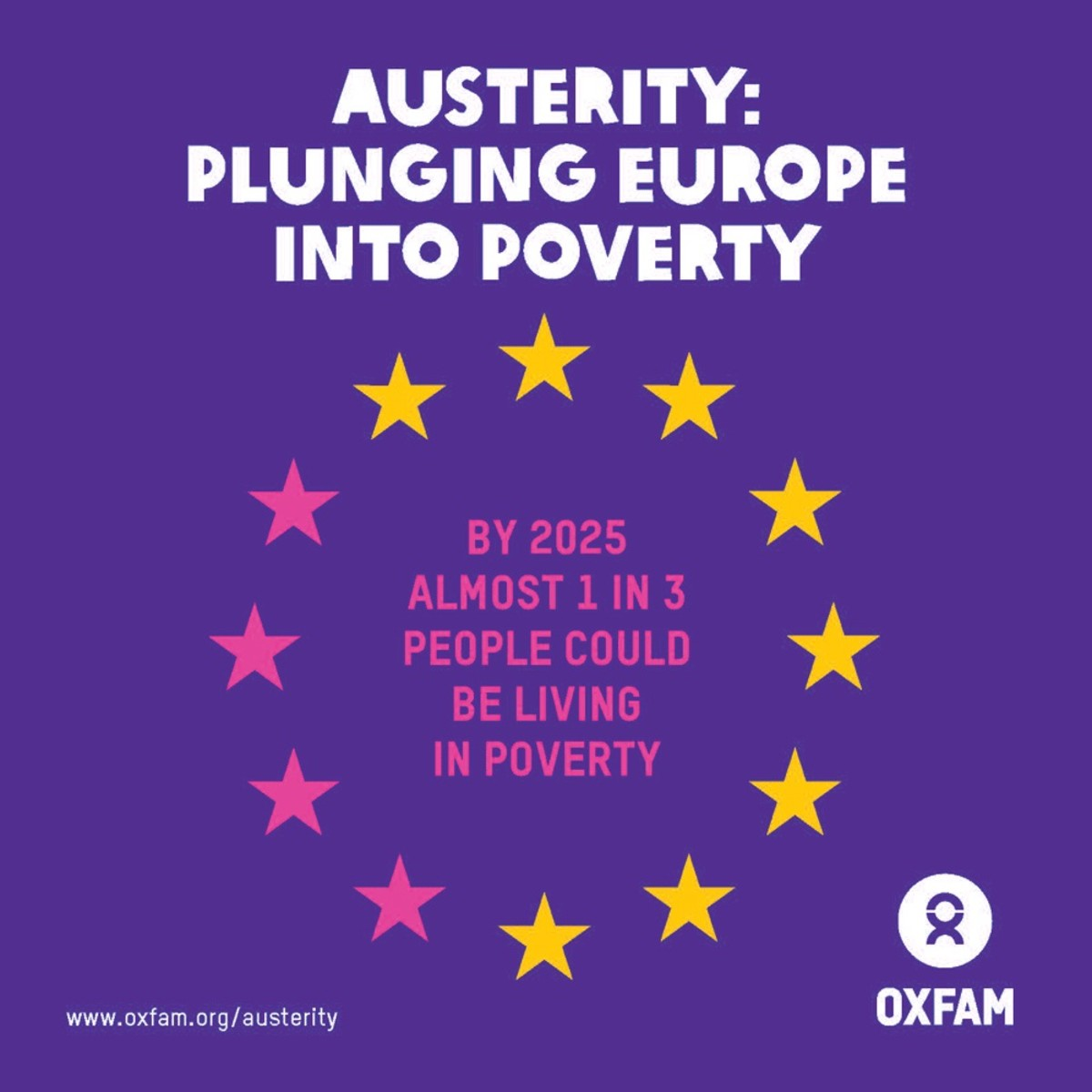 The harm Austerity is doing to European people.