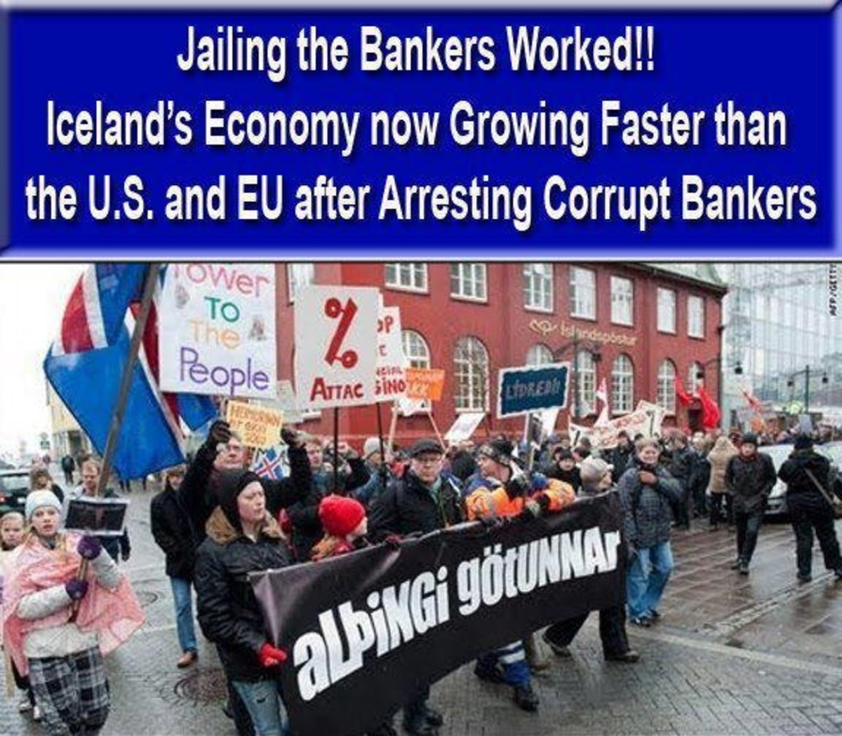 Why are bankers allowed to destroy the economy and not put in jail?