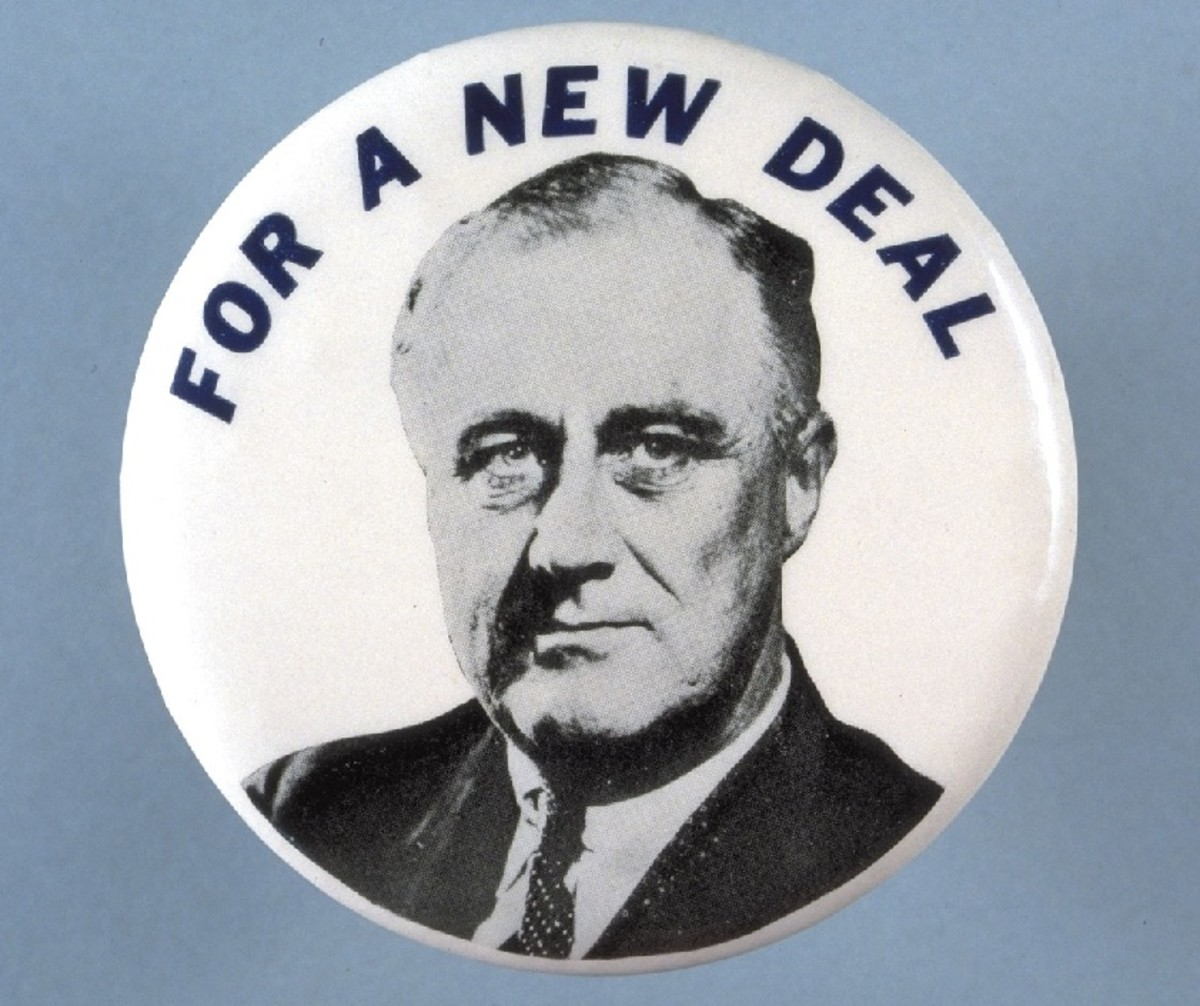 The New Deal of President Roosevelt