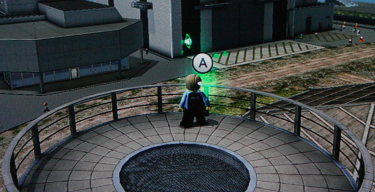 LEGO City Undercover walkthrough: Gang Locations