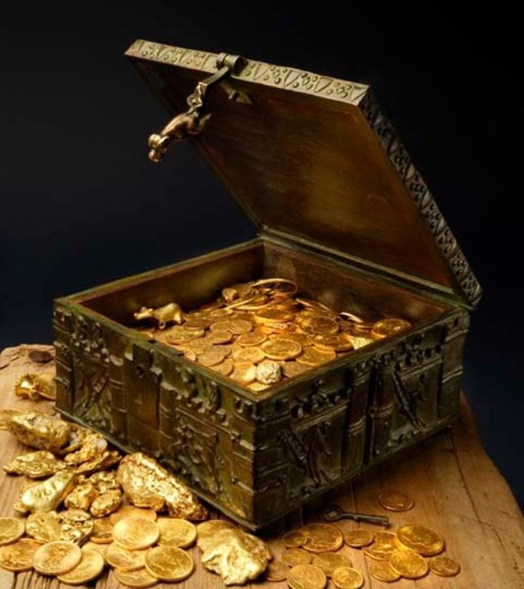 Fact or Fiction: Forrest Fenn and his Treasure