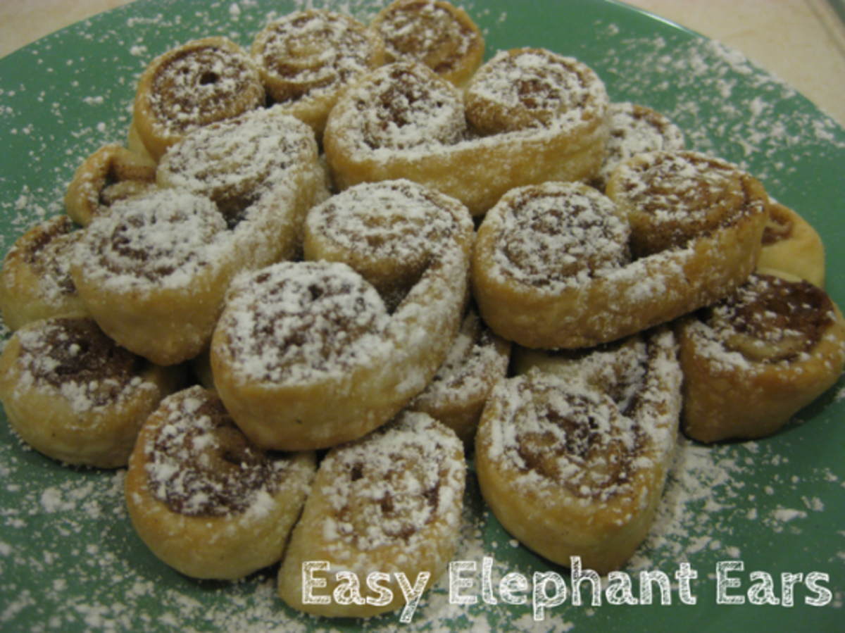 Easy Elephant Ears