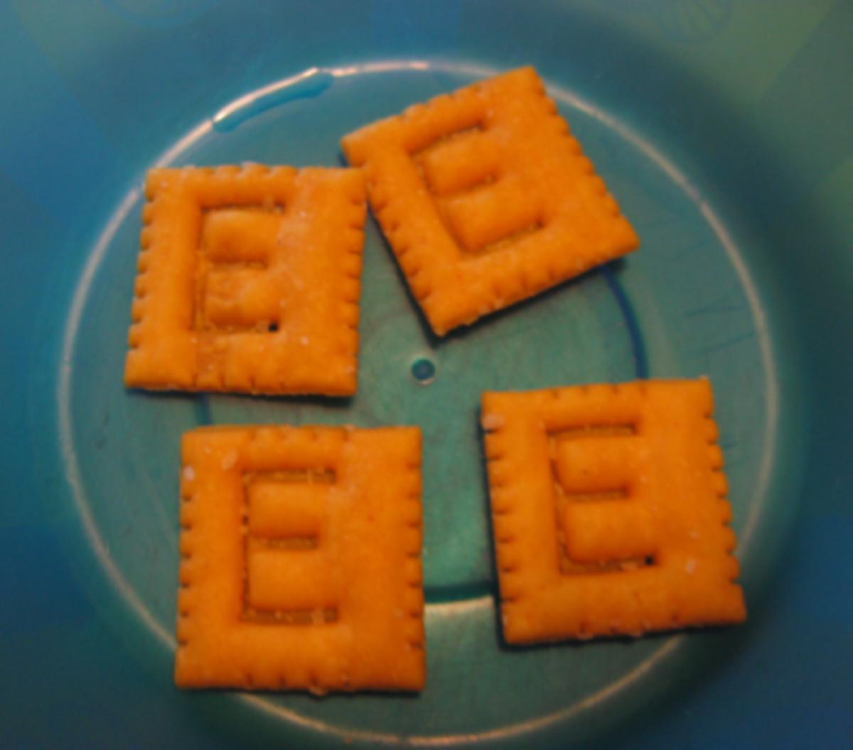 Cheese Cracker Es
