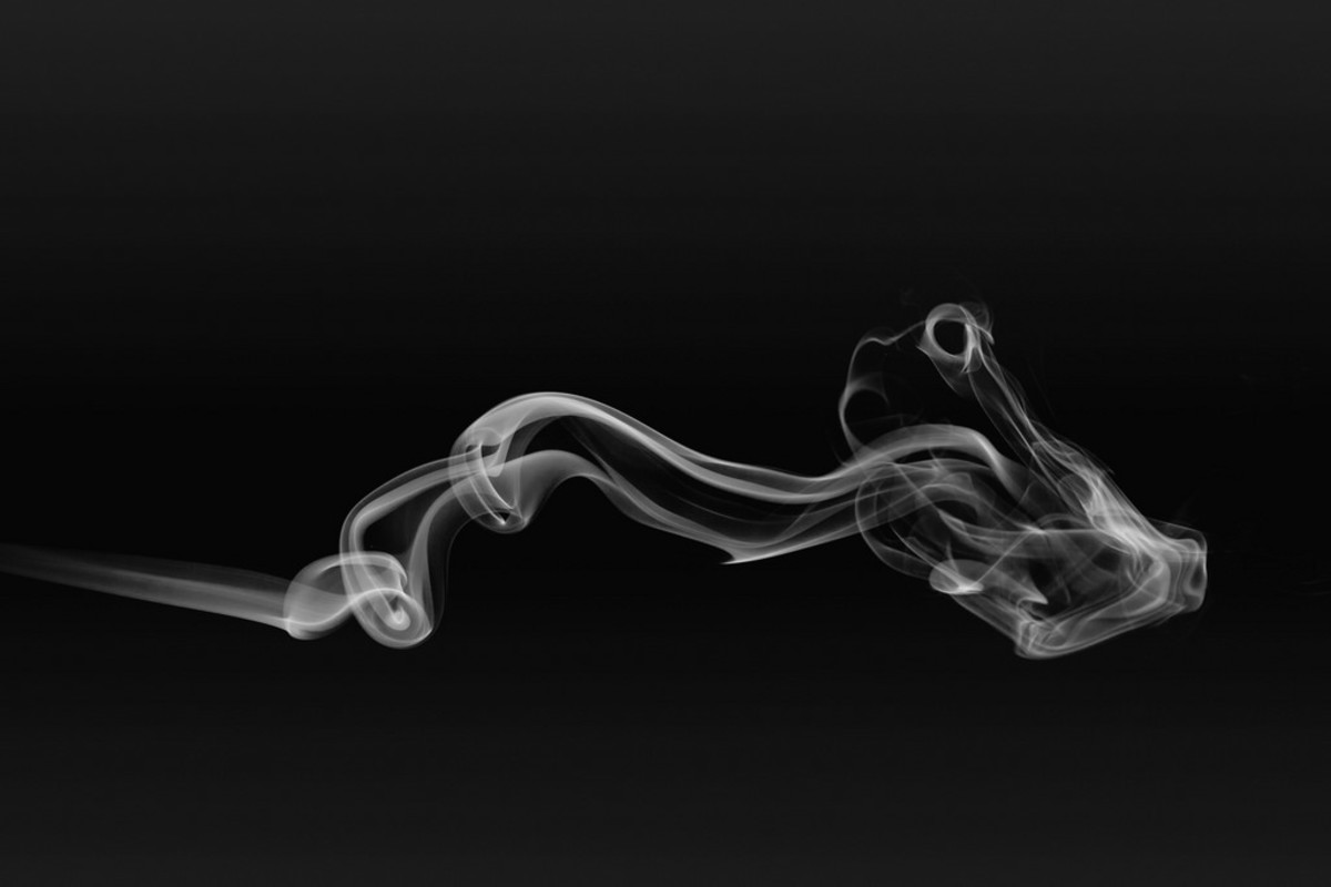 Smoking can sometimes cause hiccups to occur.
