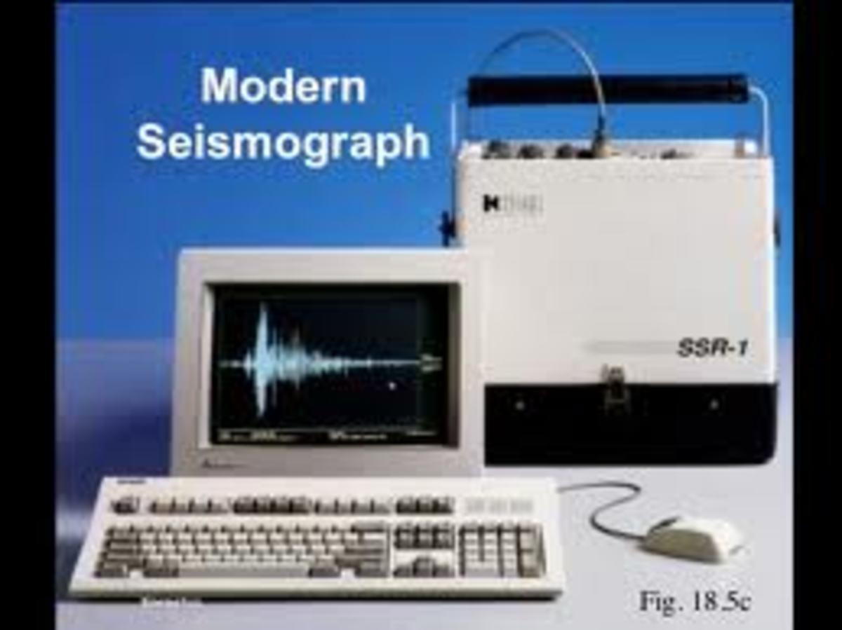 Modern Seismograph