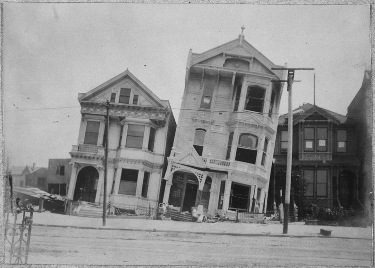 San Francisco Earthquake of 1906, After the earthquake