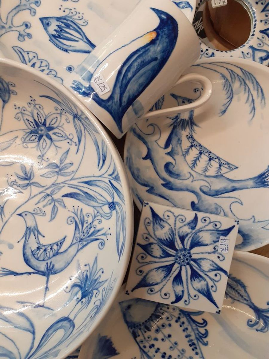 Ceramics by Hilary Roberts