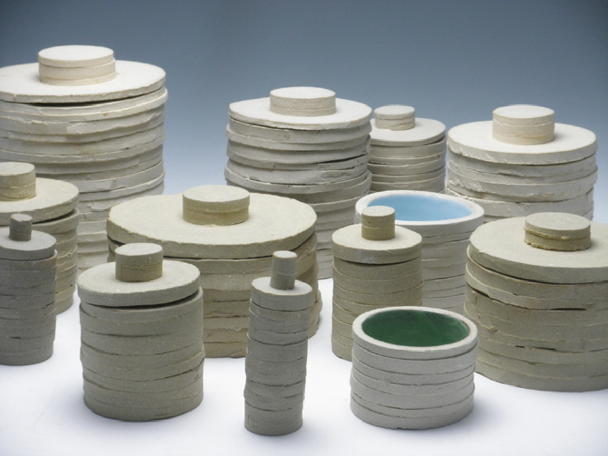Ceramics by Margo Schmidt