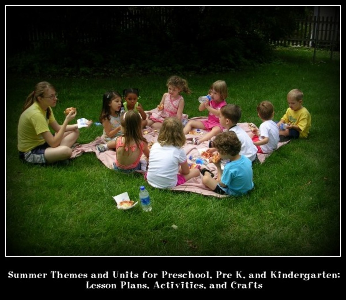 Summer Themes and Units for Preschool, Pre K, and Kindergarten: Lesson Plans, Activities, and Crafts