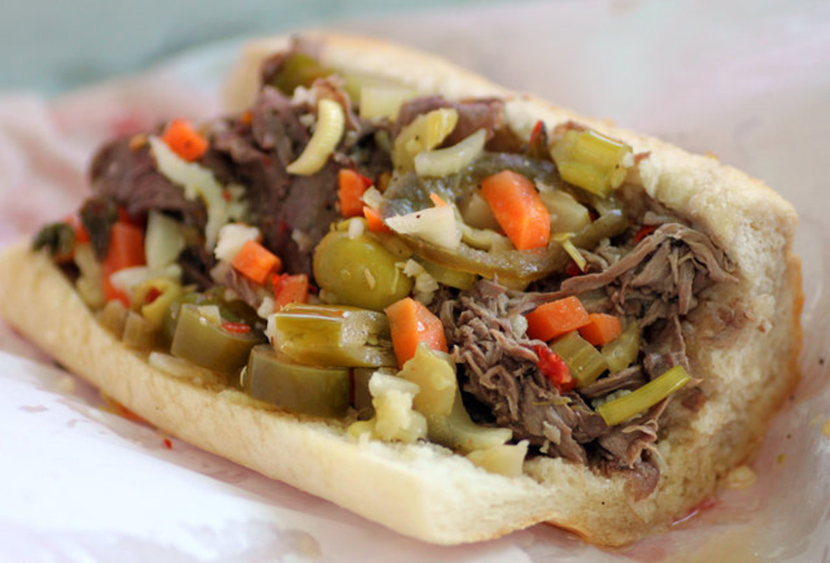 Where Do I Find Giardiniera? My Beef Needs It! (Up-Dated)