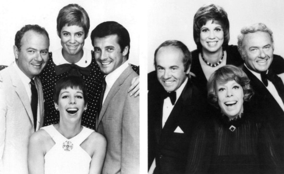 The Carol Burnett Show Cast
