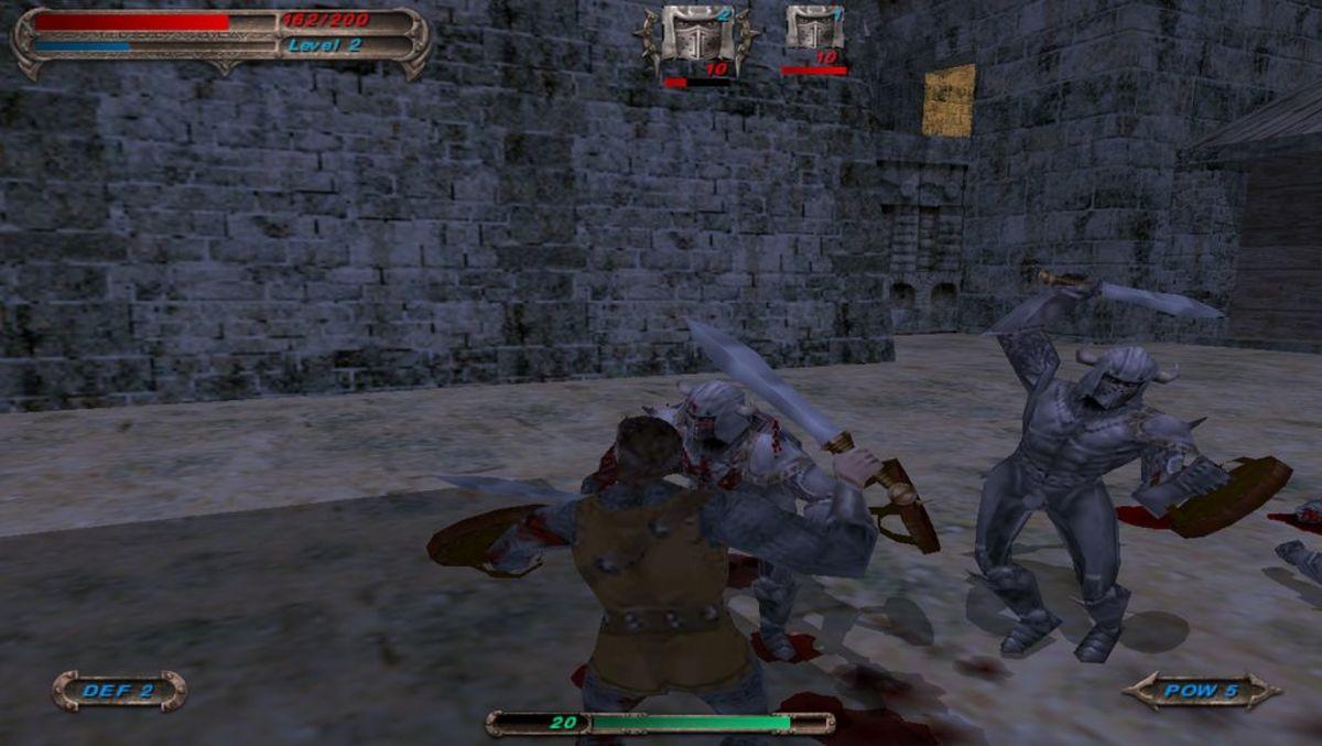games-like-dark-souls