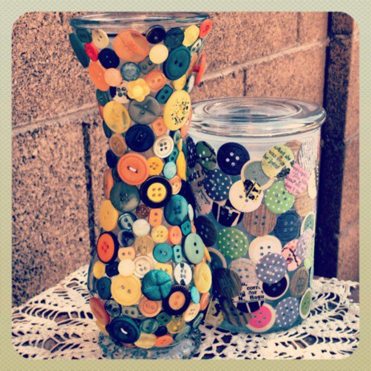 recycled-repurposed-craft-ideas-glass-jar-vase-projects-tutorials