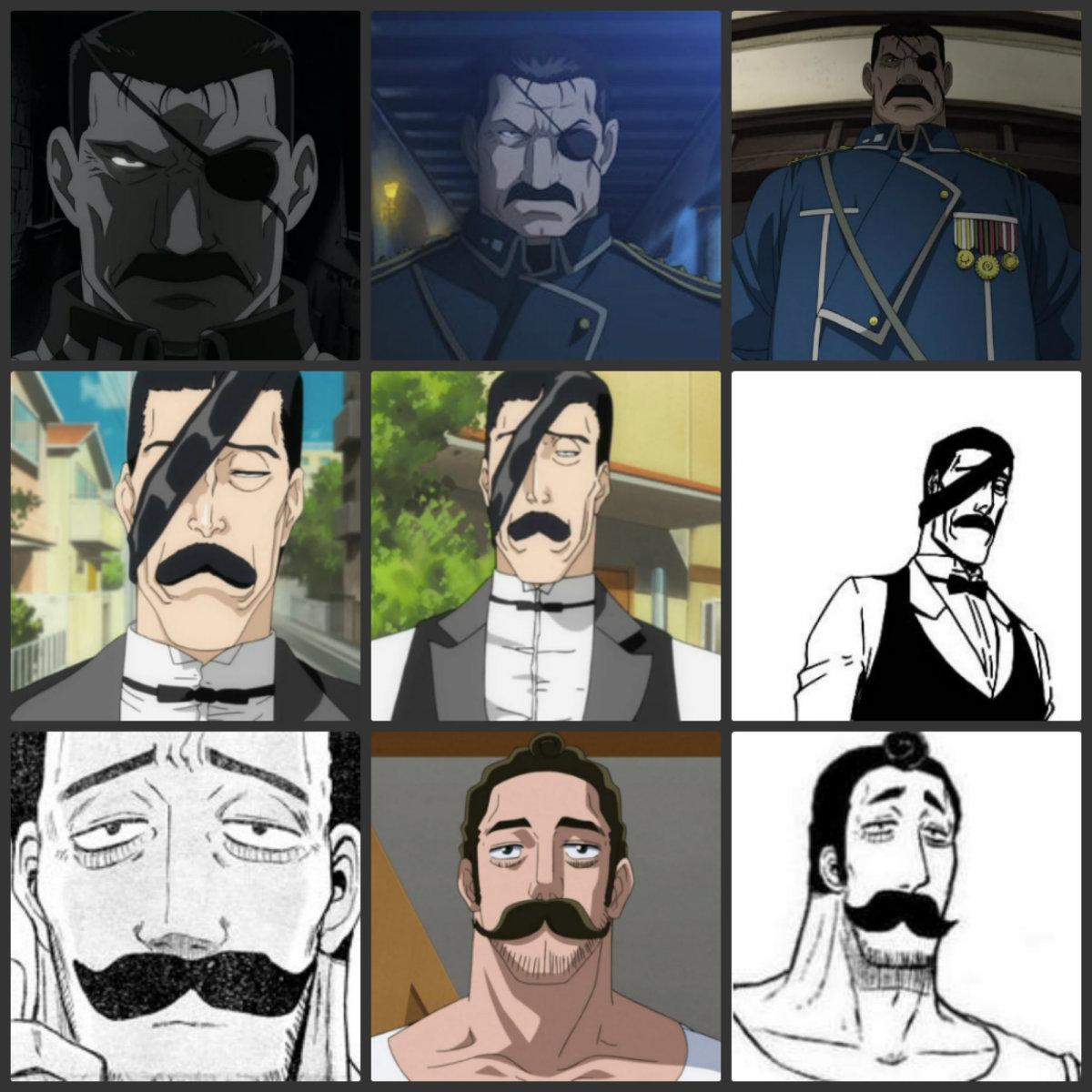 Anime Characters Look Alike : Anime characters who look alike hubpages