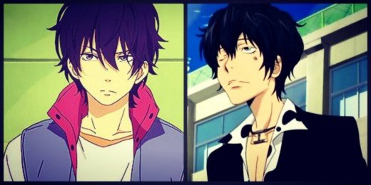 Anime Characters Who Look Alike