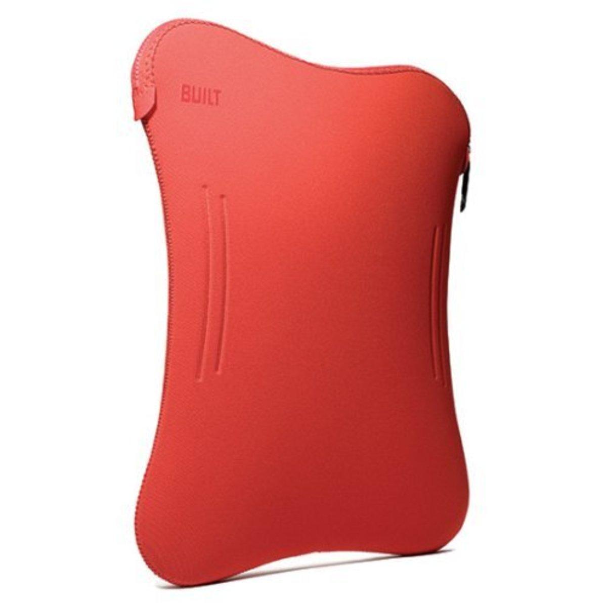 Built E-LS17-FOR 17-Inch Laptop Sleeve (Fiery Orange)