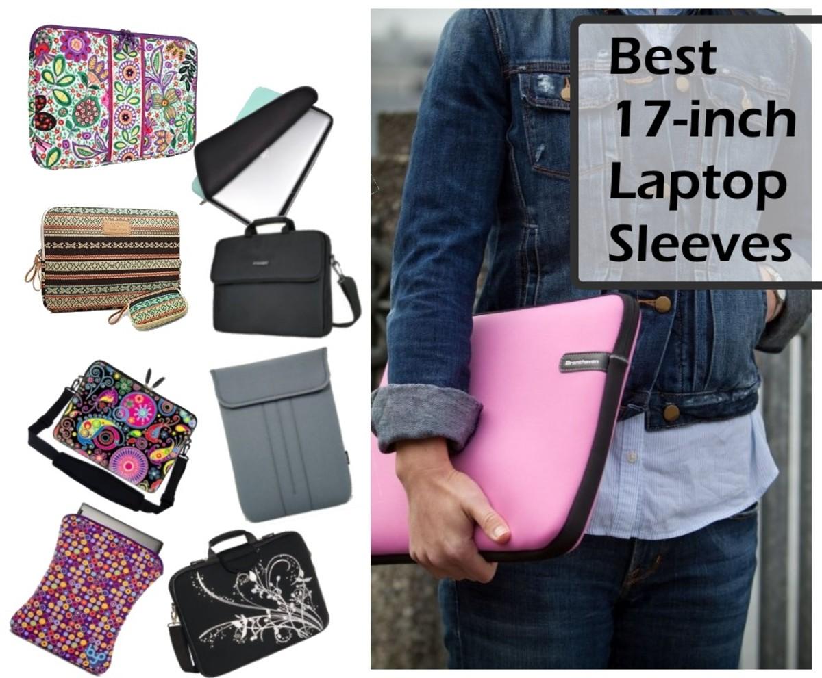 Best 17-inch Laptop Sleeves