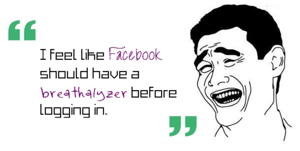 Funny Facebook Drama Quotes Hubpages