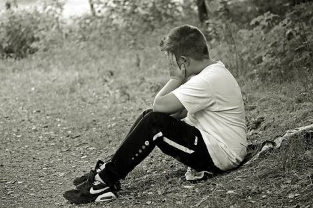 Lonely child can develop low self-esteem