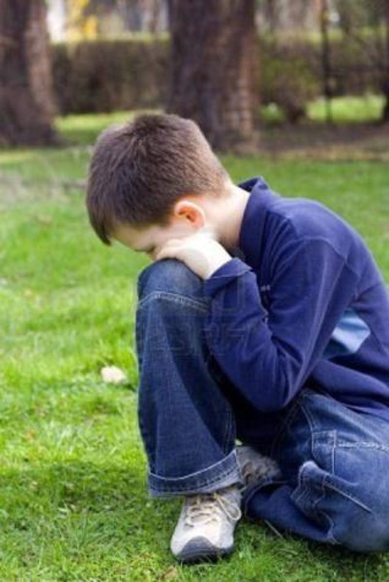 Loneliness Among Children : Are You Too Busy To Notice Your Child's Loneliness!
