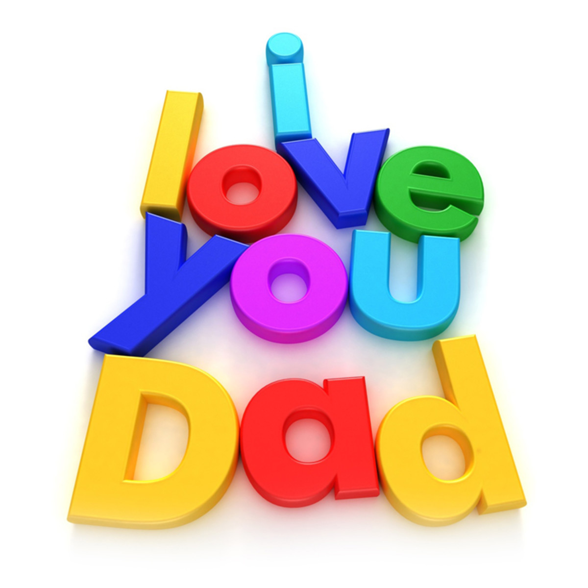 'I Love You Dad'