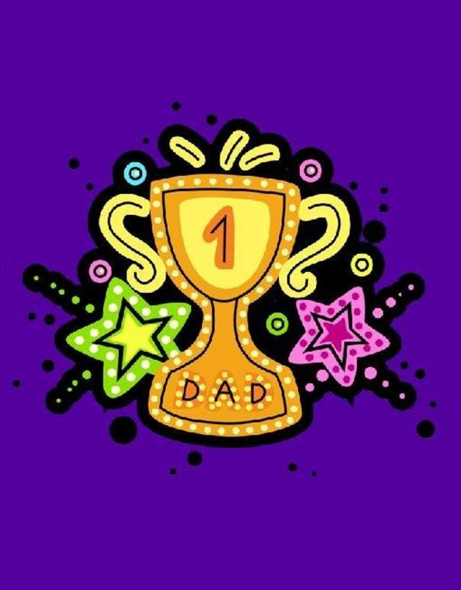 #1 Dad Trophy