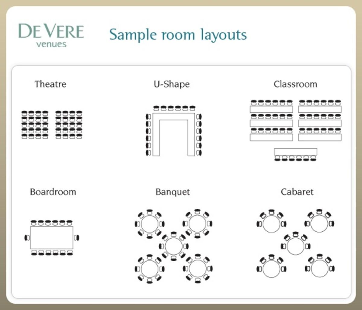 Wedding planning designing reception room layout for Wedding reception layout tool