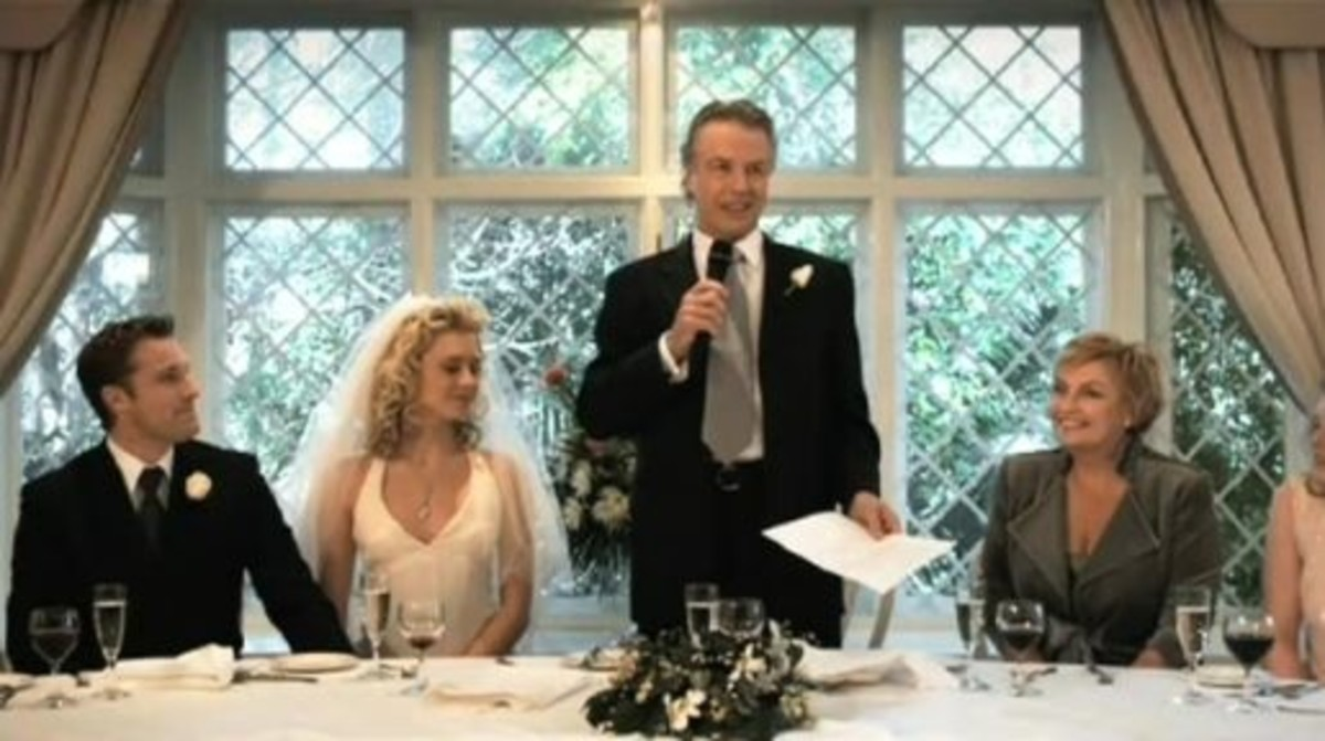 Wedding Reception Speech