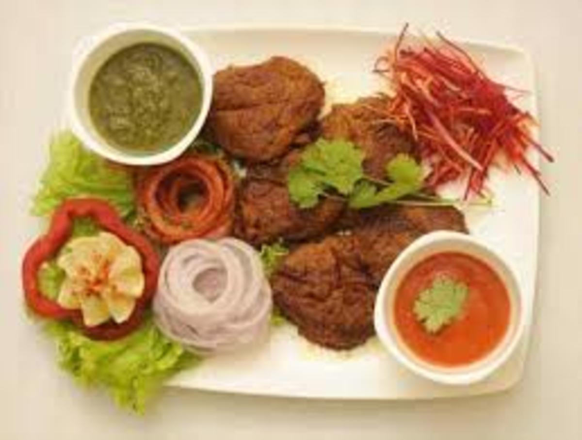 Laknow Special Recipe Galouti Kebab
