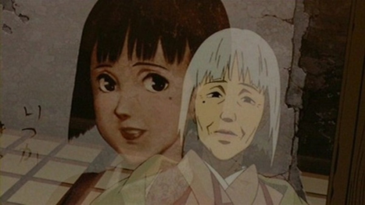 Anime Reviews: Millennium Actress