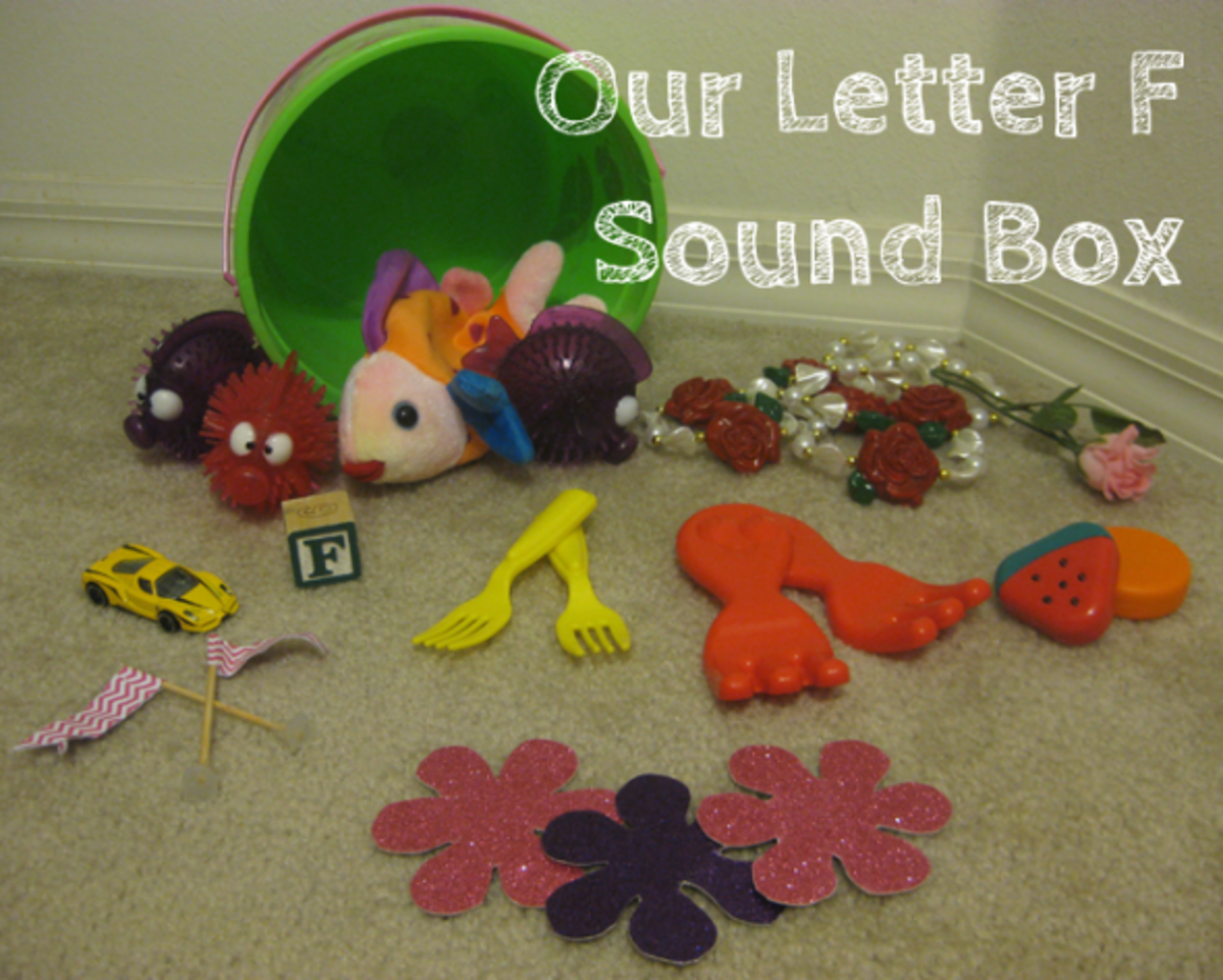 letter f sound box alphabet activities for kids