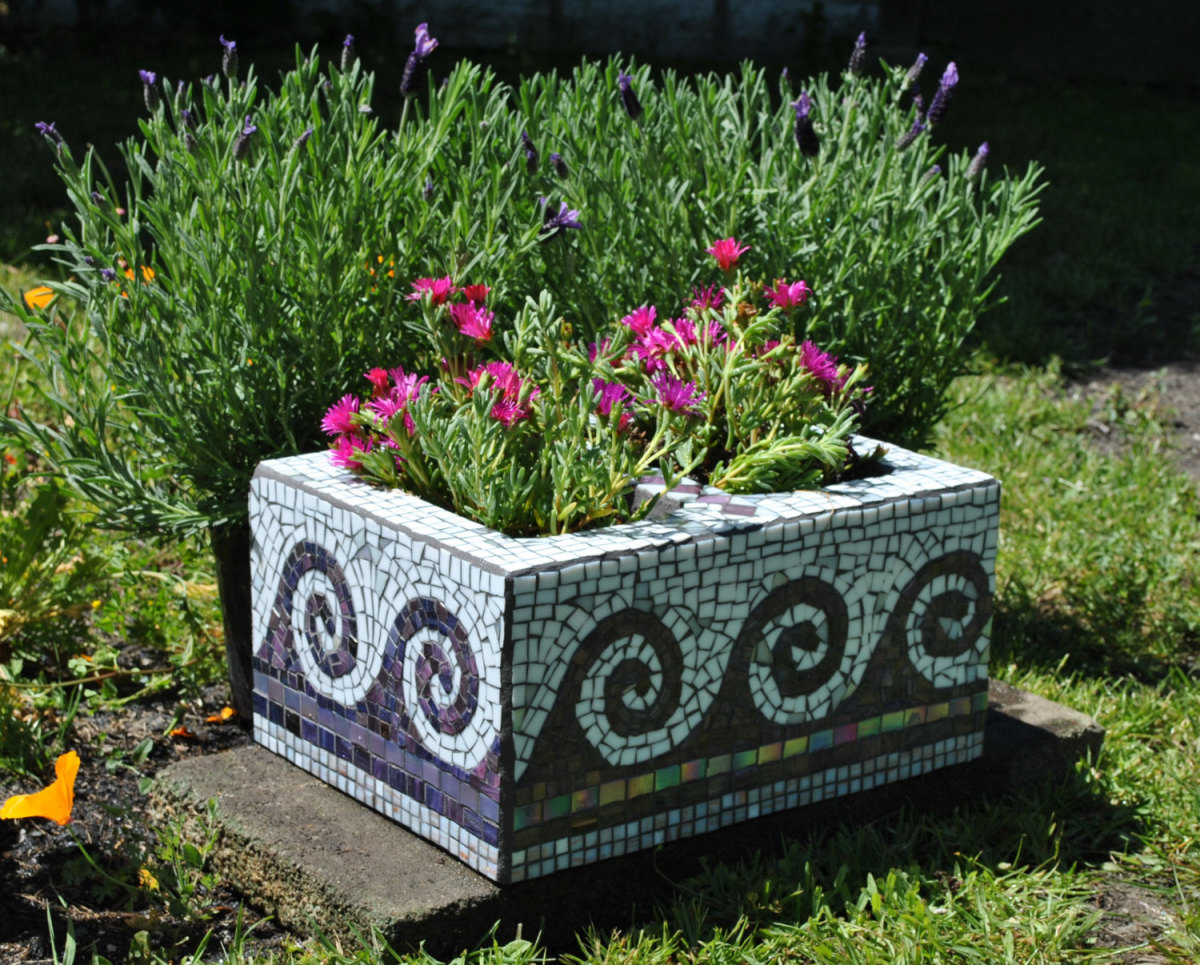 Cinder Block Garden Projects