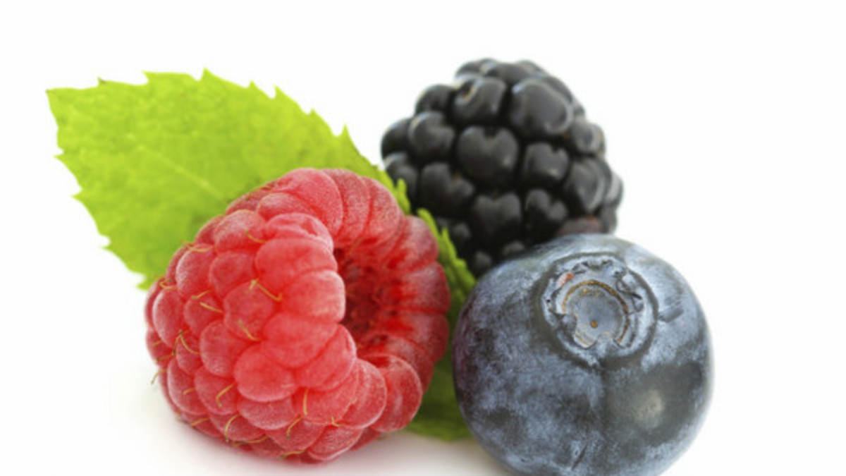 Think berries when you want to really raise you antioxidant levels, without raising your glucose levels.