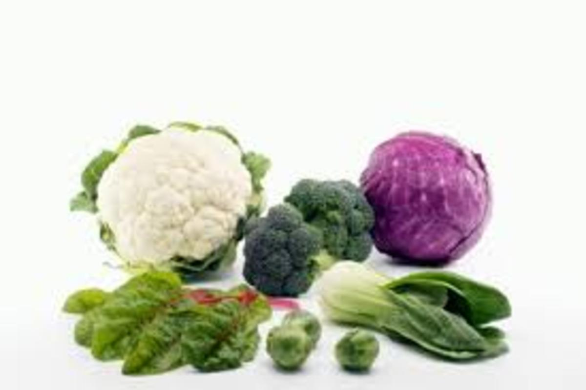Cruciferous veggies were named after the cross. The cruciferous flower is shaped like a cross. These vegetables are at the top of the nutrition pyramid when it comes to cancer fighting veggies.