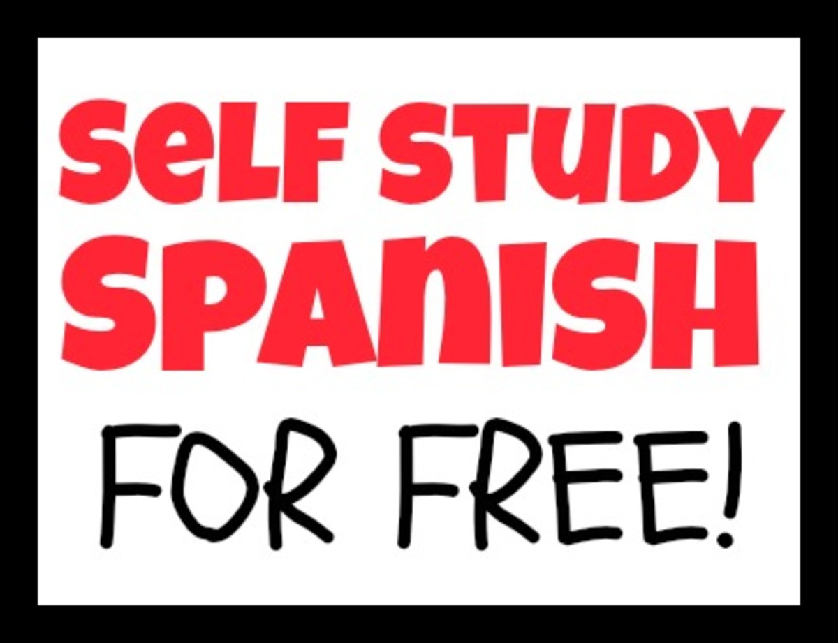 Self Study a Language - Learn Spanish Using Free Online Resources