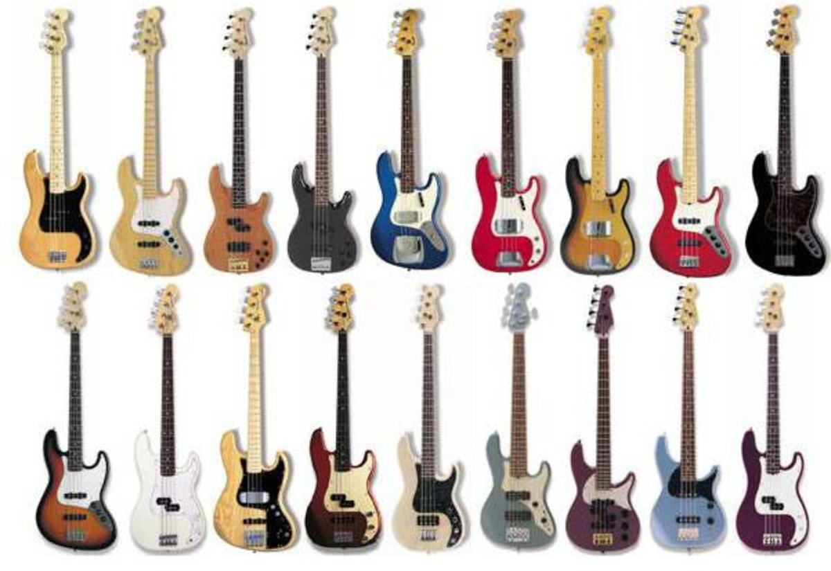 Which Bass Guitar Is Right For You