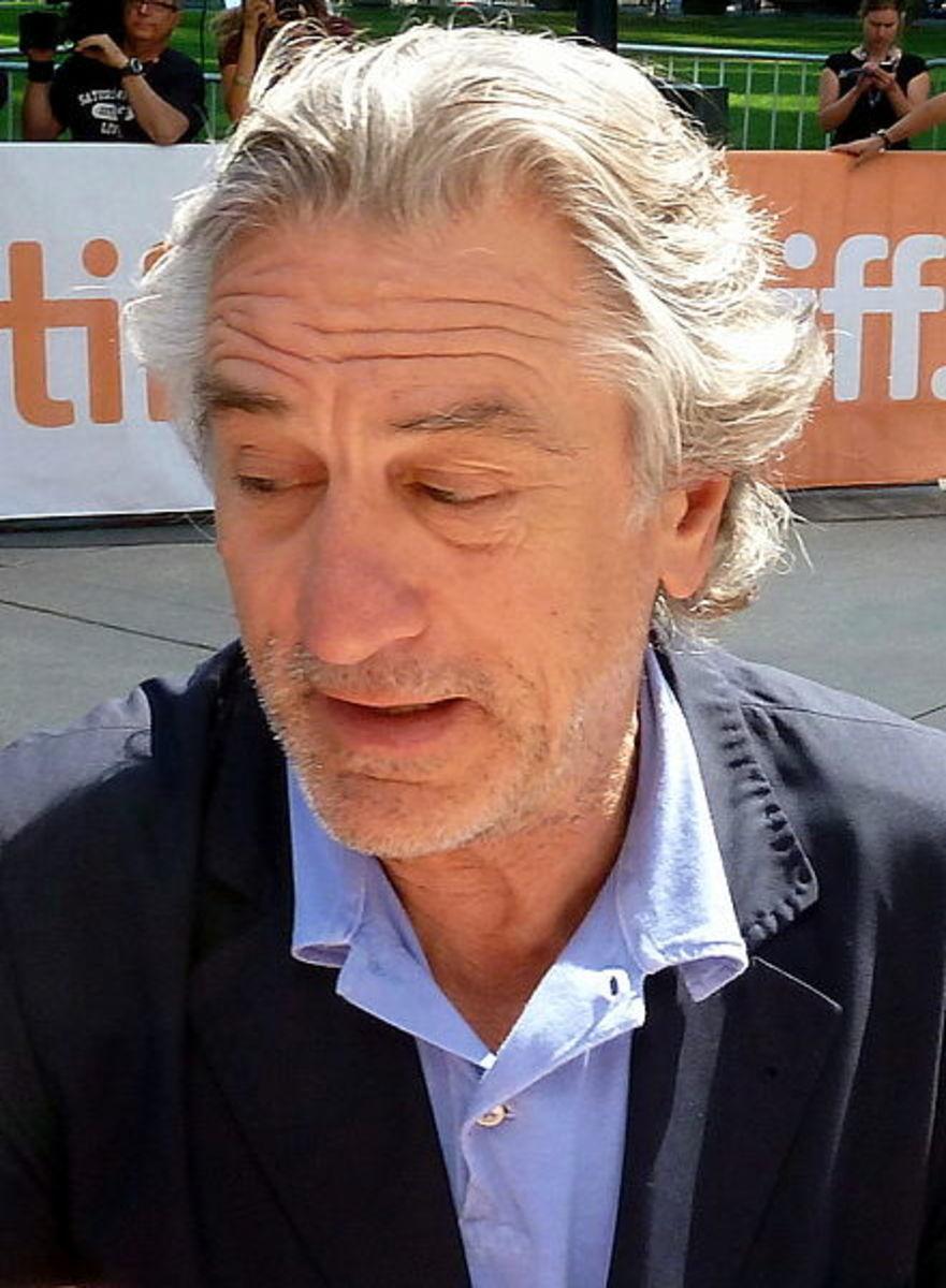 Perhaps the most popular actor of the genre, Robert DeNiro