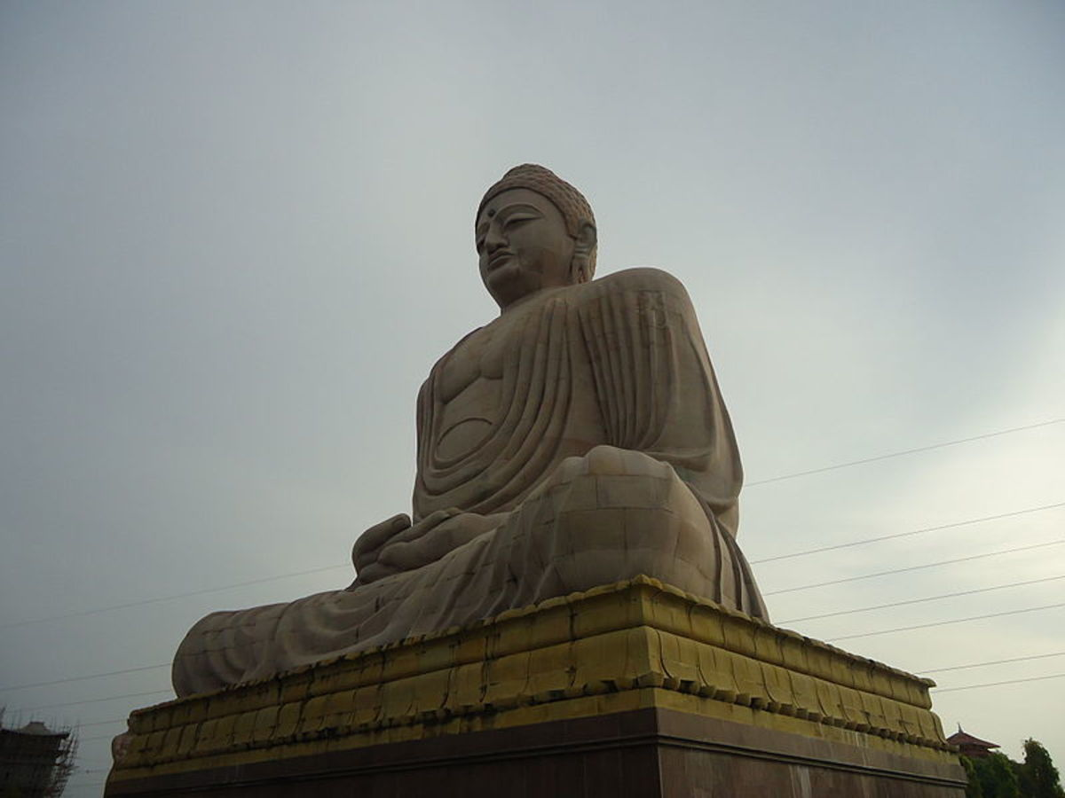 statues-of-buddha-in-india
