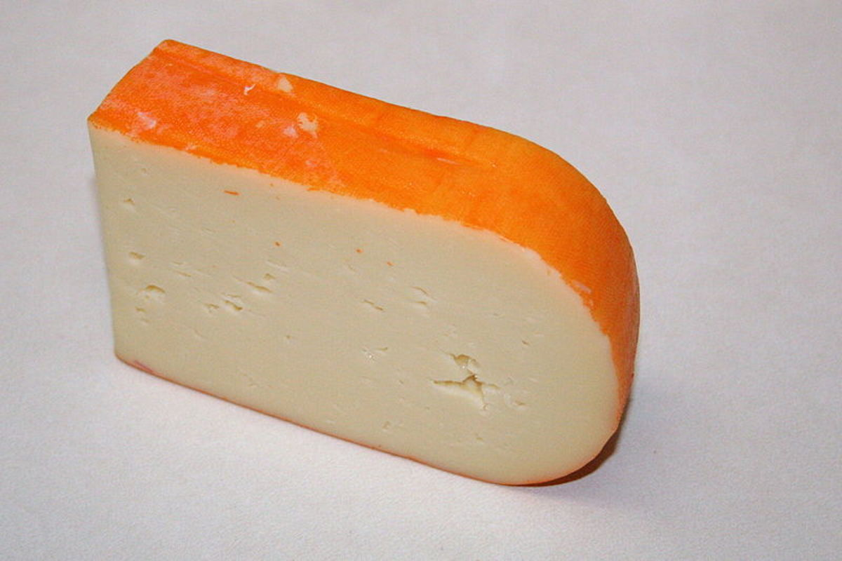 Spanish Mahon cheese